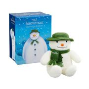 Collectable The Snowman Soft Toy